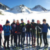 Training am Pitztaler Gletscher 2011