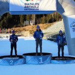 Biathlon Alpencup in Antholz